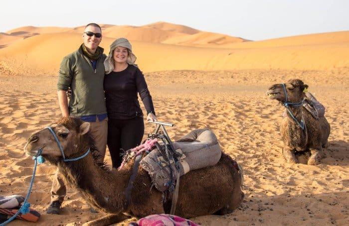 Sahara Desert Morocco Divergent Travelers