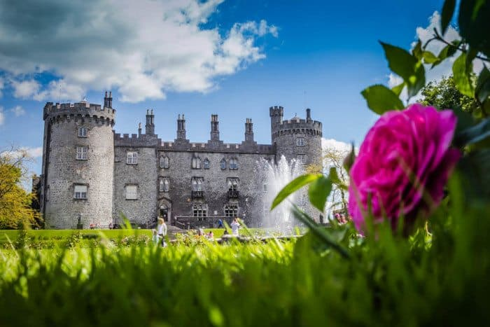 Castles in Ireland - Kilkenny Castle