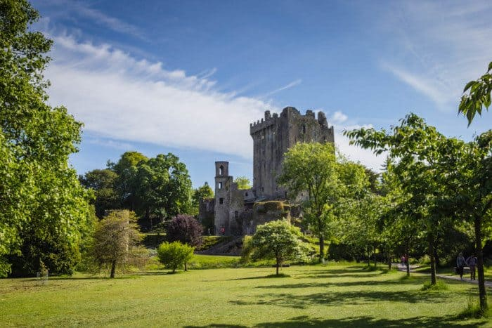 Blarney Castle one of the best Castles in Ireland