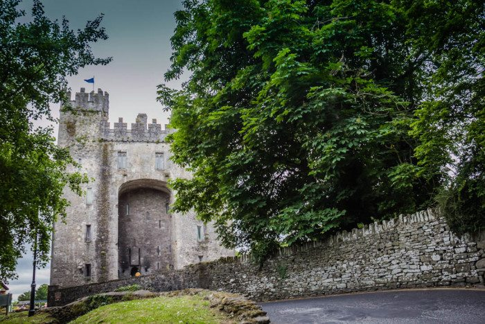 Bunratty Castle & Folk Park one of the best Castles in Ireland
