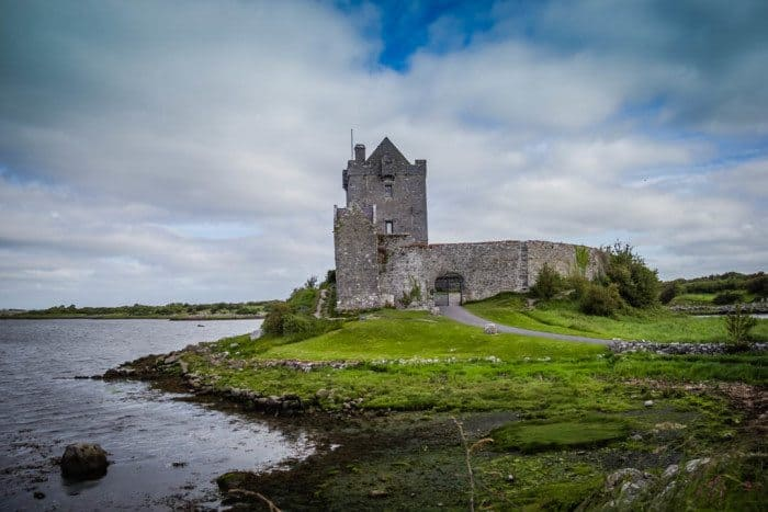 Dunguaire Castle the Burren Ireland