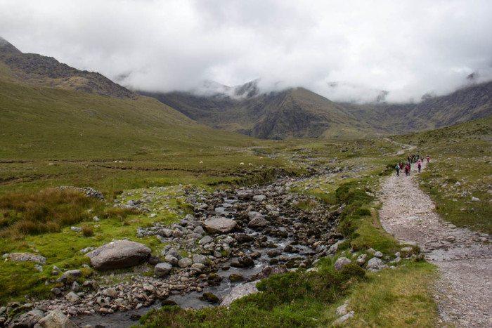 Carrauntoohill Mountain Climb Ireland
