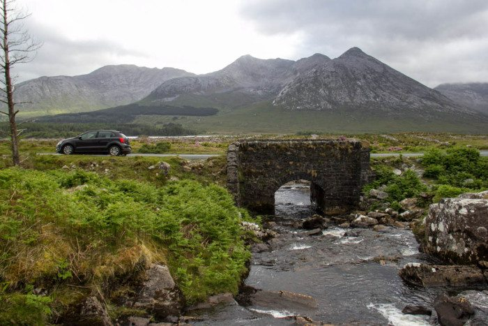 Renting A Car in Ireland Connemara Peninsula