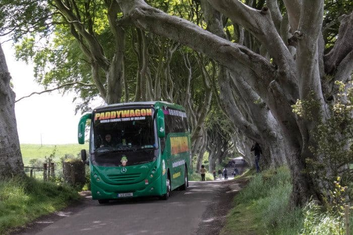 Paddywagon Tours Ireland