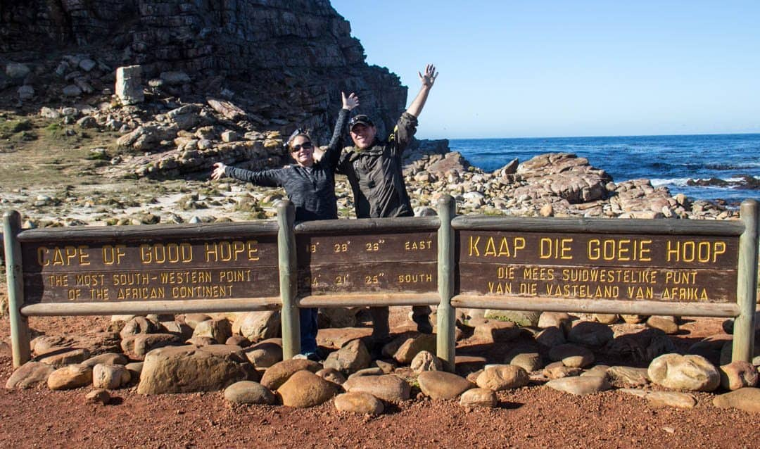 Cape of Good Hope South Africa Divergent Travelers