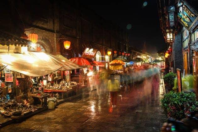 Night Photography Pingyao China - best camera accessories