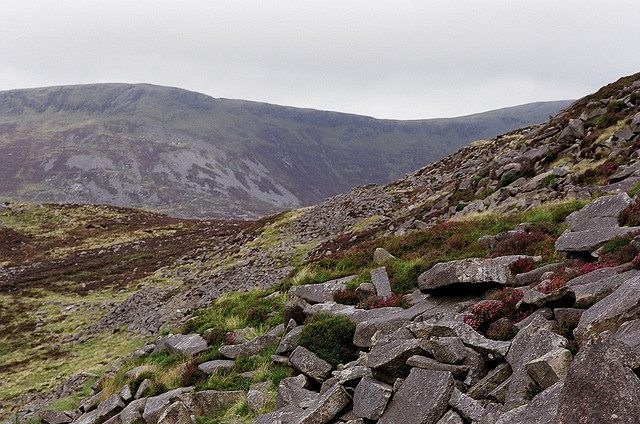 Mourne Wall Northern Ireland