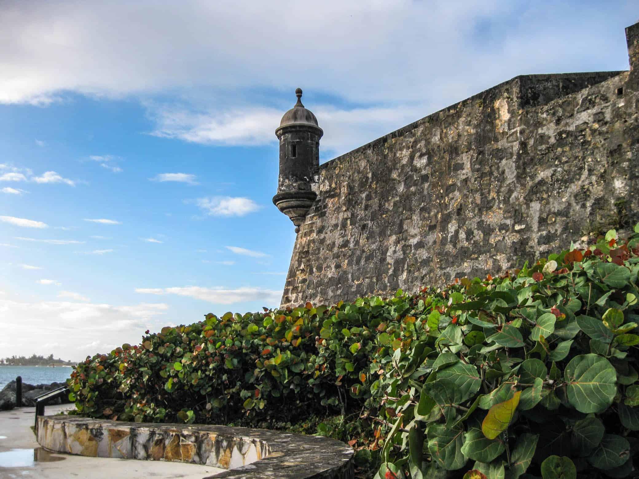 Old Town San Juan Puerto Rico