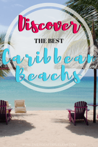 Pinterest Pin - Discover the best Caribbean Beaches