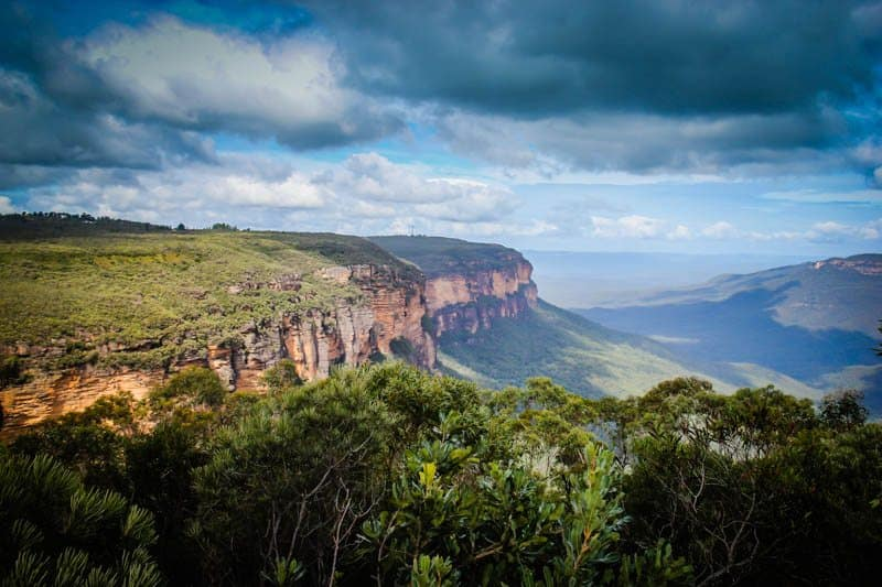Blue Mountains Katoomba Australia