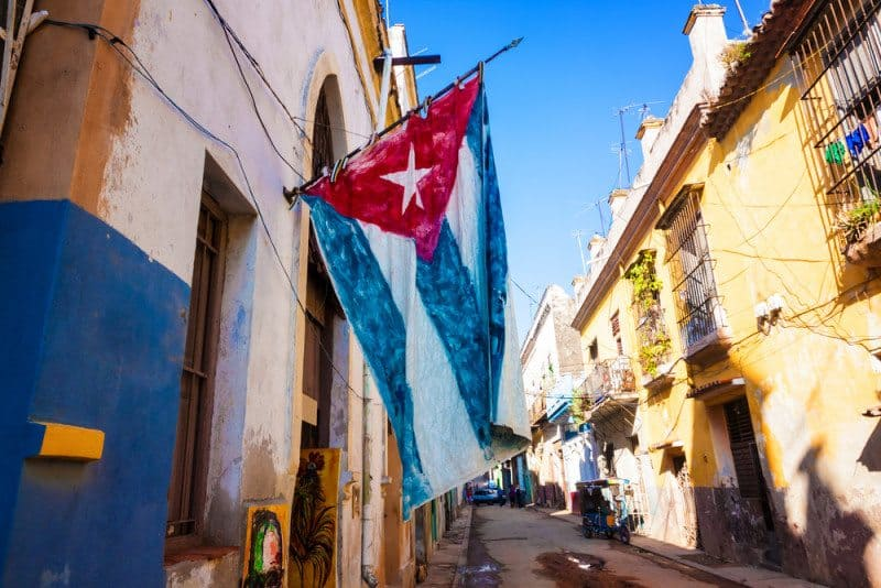 Cuba Drone Rules