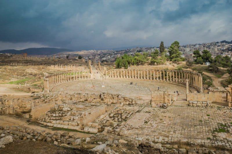 Jerash Is Jordan Safe