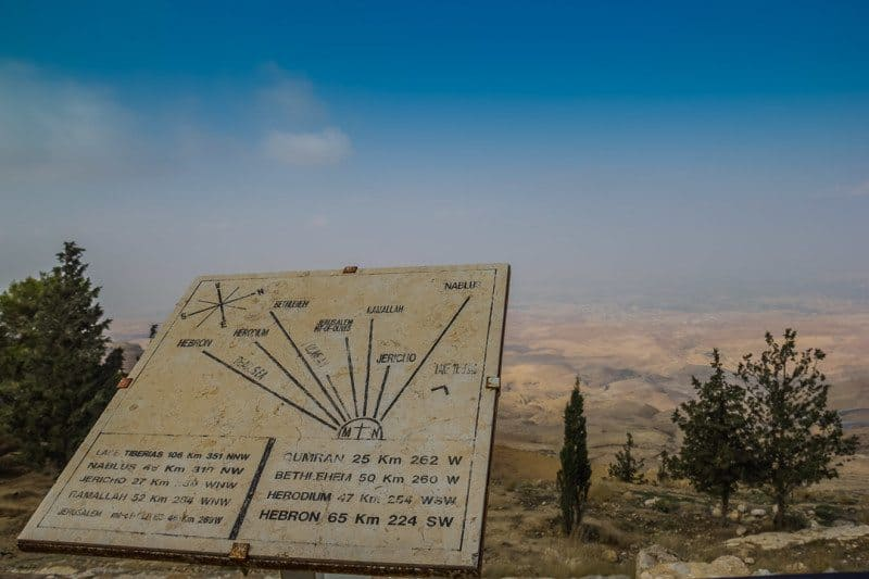 Mt Nebo Is Jordan Safe