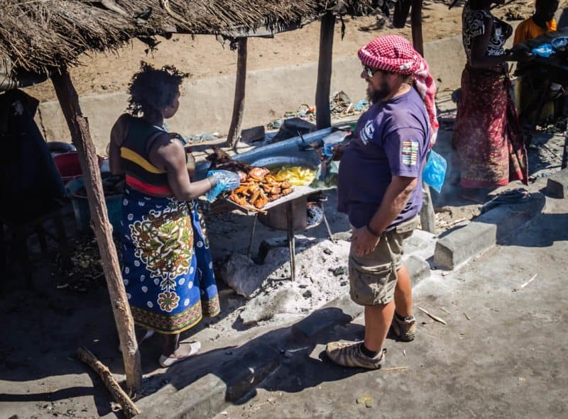 Mozambique Street Food