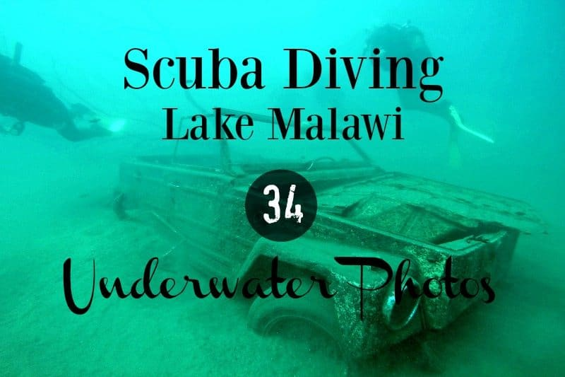 Scuba Diving Lake Malawi