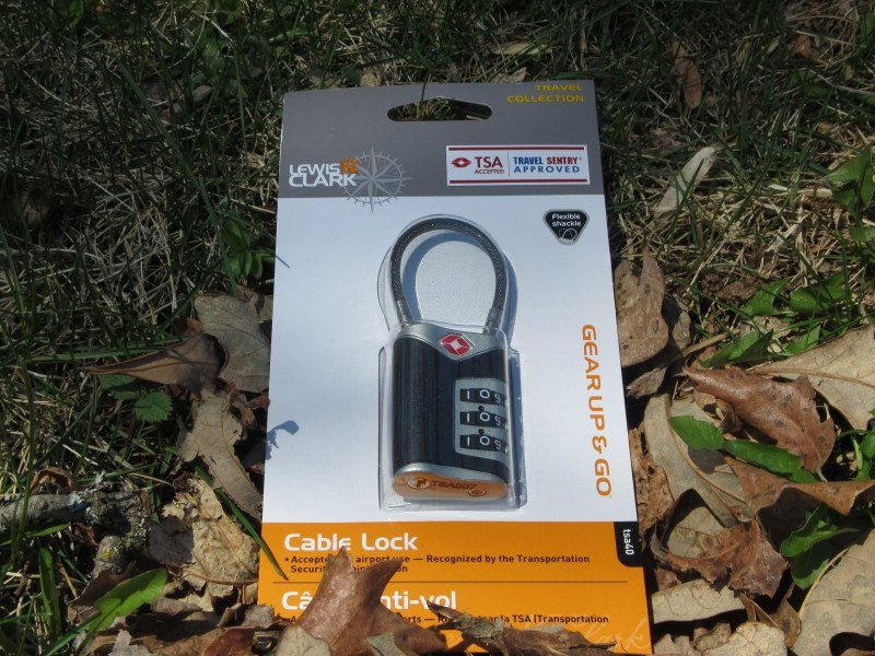 Lock - Affordable Travel Items