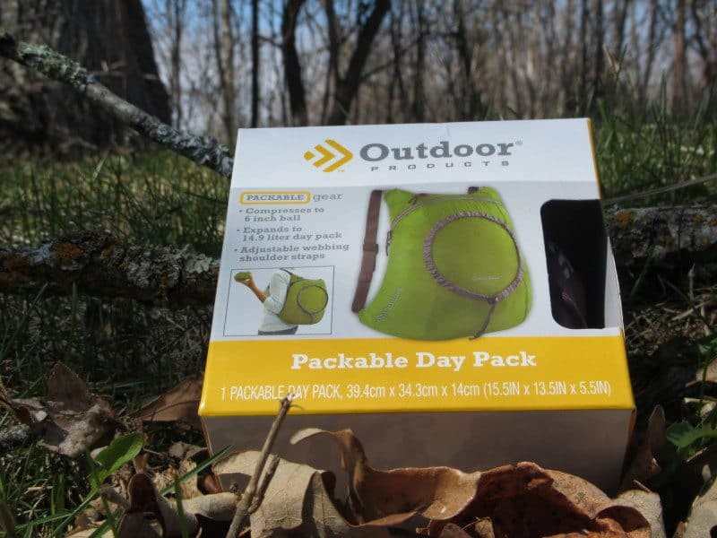 Packable Day Pack - Affordable Travel Items