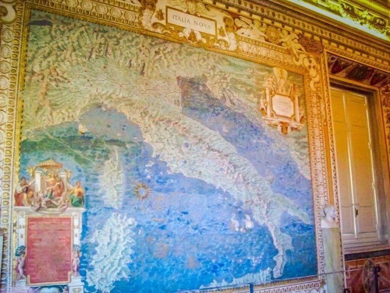 Vatican Museum Rome Italy