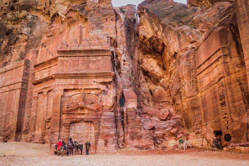 Lost City of Petra Jordan