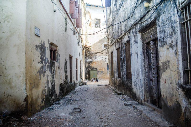 Stone Town Zanzibar Tanzania