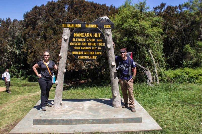 Kilimanjaro Base Camp Tanzania