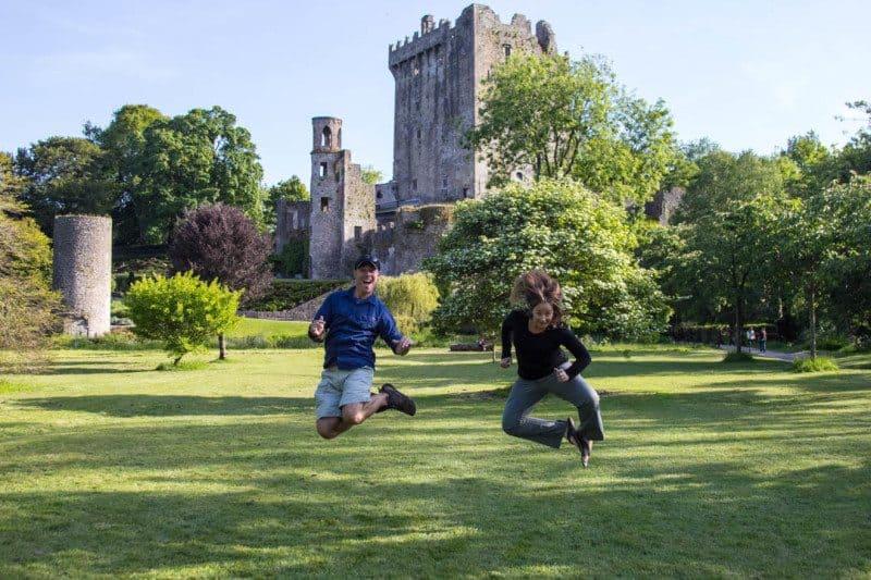 Blarney Castle Ireland Divergent Travelers