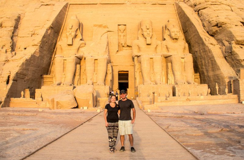 Abu Simbel Egypt Divergent Travelers