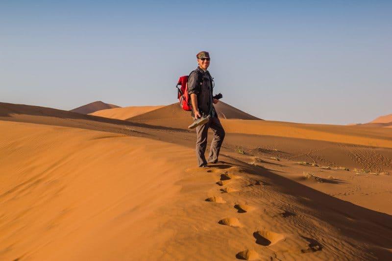 Sossusvlei Deadvlei Namibia