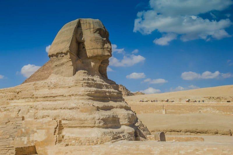 Sphynx Is Egypt Safe