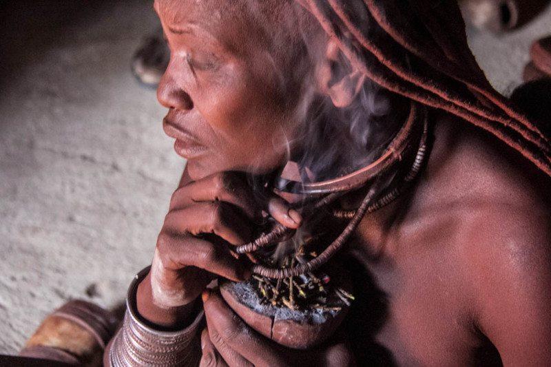 Himba Woman Namibia Visit Africa