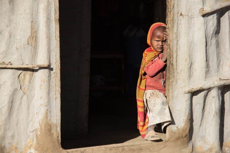 Masai Child Arusha Tanzania