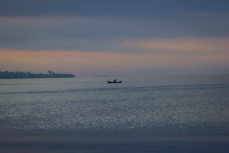 Sunrise Over Lake Victoria Uganda