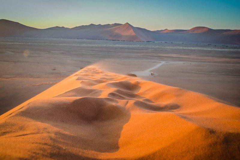 Dune 45 Namibia Visit Africa
