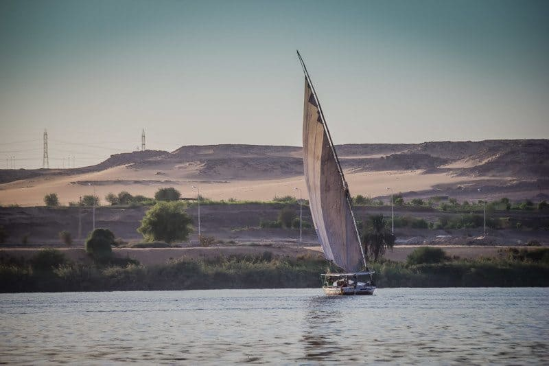 Nile River Felucca Is Egypt Safe