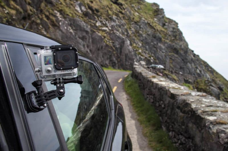GoPro Mistakes Wild Atlantic Way