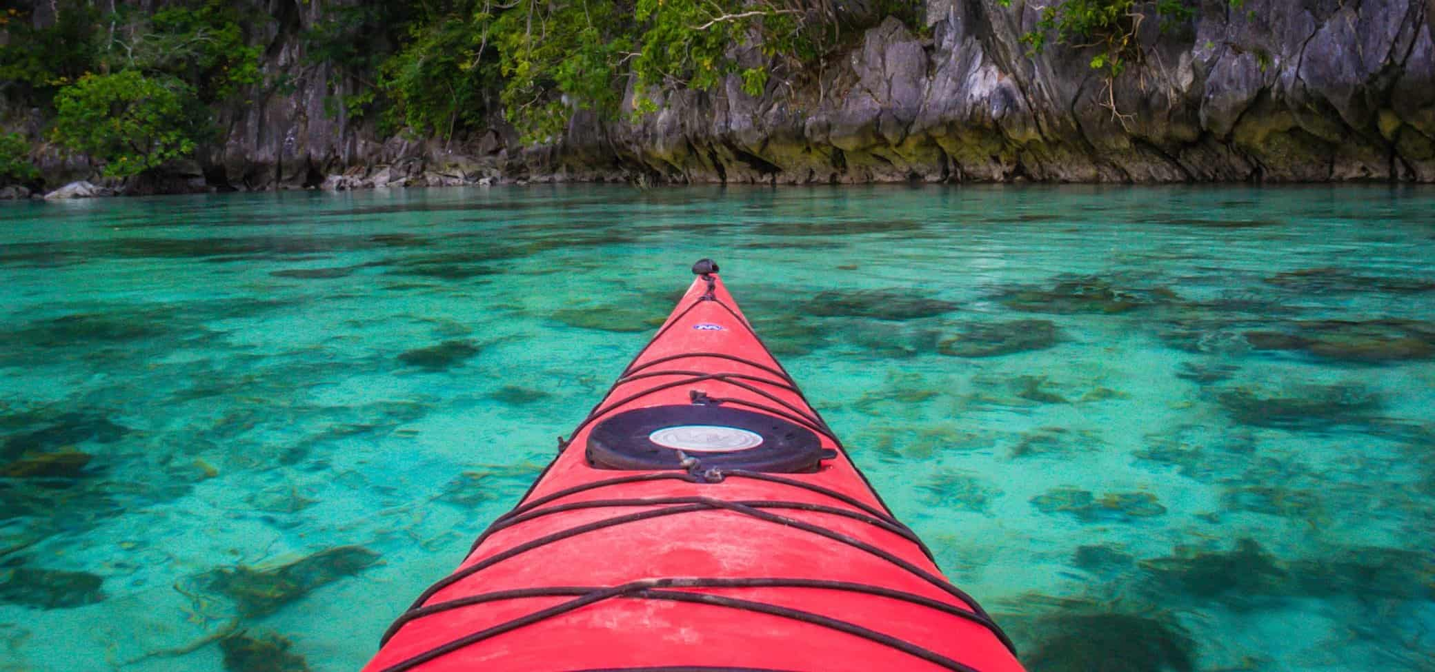Kayaking Philippines Divergent Travelers