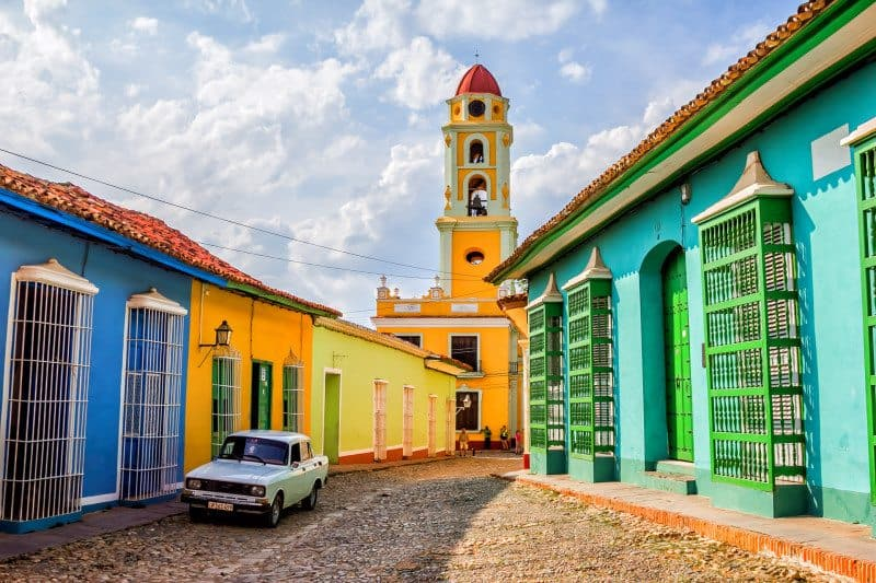Can Americans Travel to Cuba Trinidad