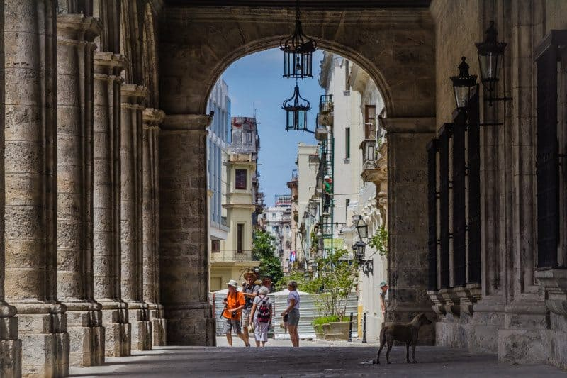Can Americans Travel to Cuba Old Havana