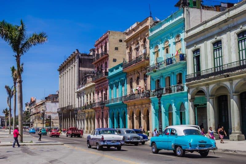 How to Visit Cuba Havana