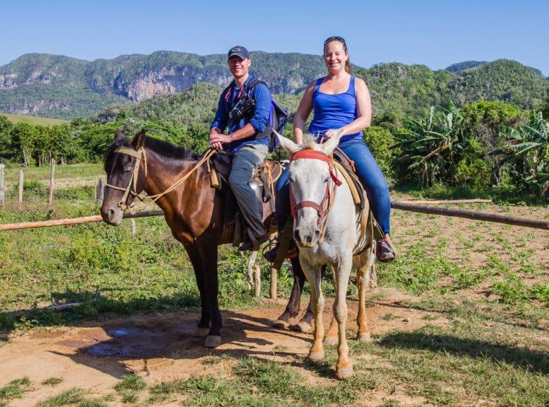 Horseback Riding Vinales Cuba