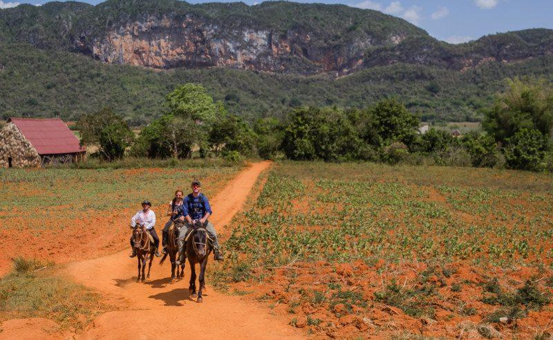 Horseback Riding in Vinales Cuba