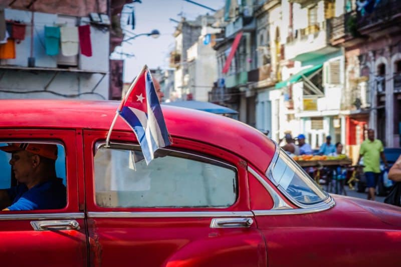 Havana Two Week Cuba Itinerary
