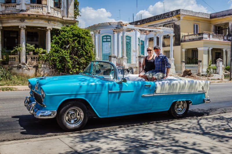 Old Car Tour Havana Two Week Cuba Itinerary