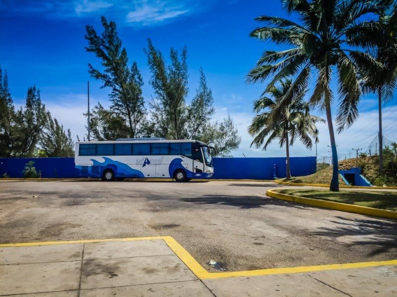 Viazul Bus Station in Varadero Cuba