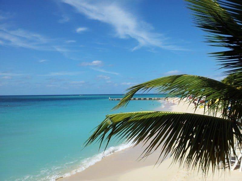 Montego Bay Beach, Jamaica