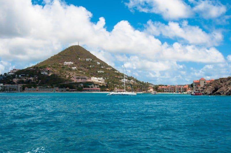 Bay located in Philipsburg, St Maarten