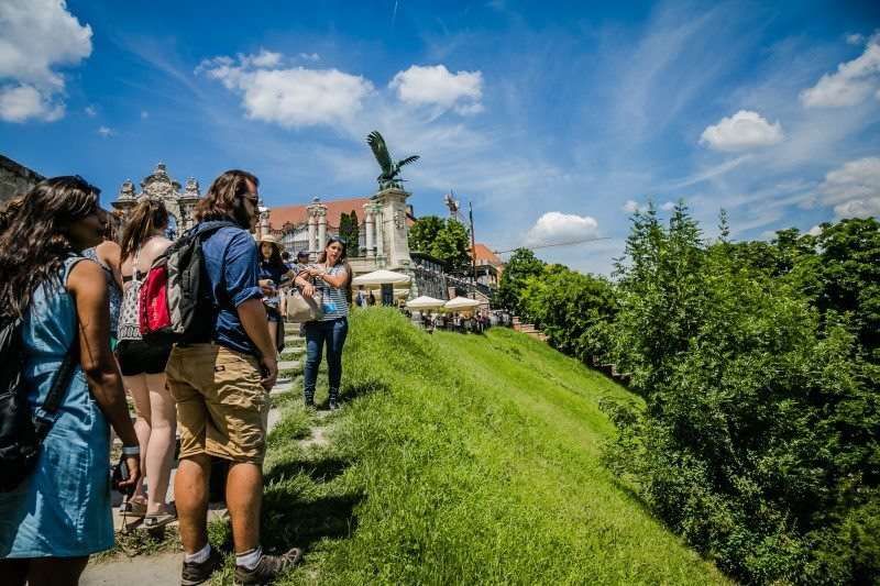 Free Walking tour in Budapest