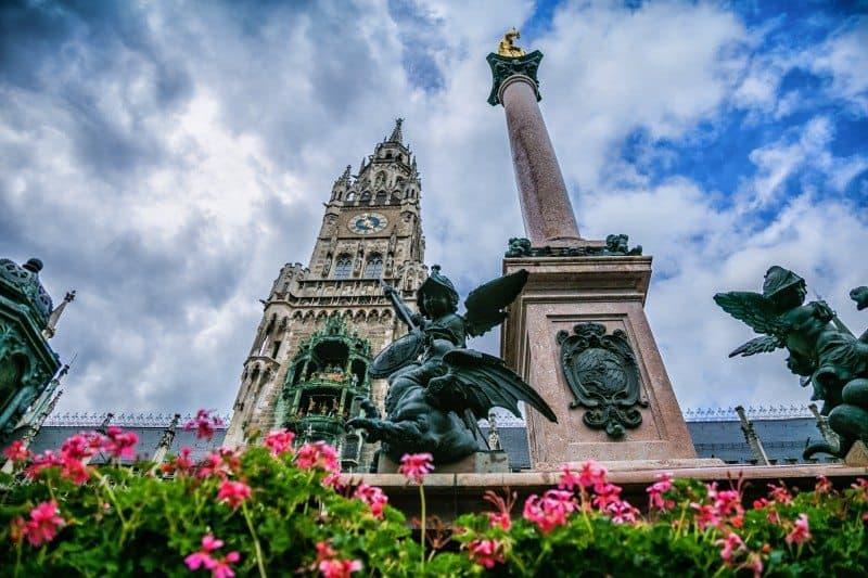 marienplatz munich itinerary germany - Munchen Must See