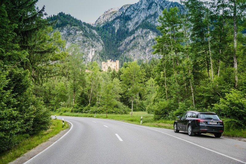 Fussen Germany Road Trip
