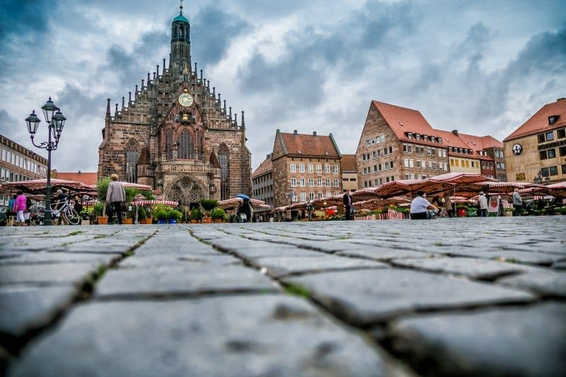 things to do in Nuremberg Germany - Lina Stock